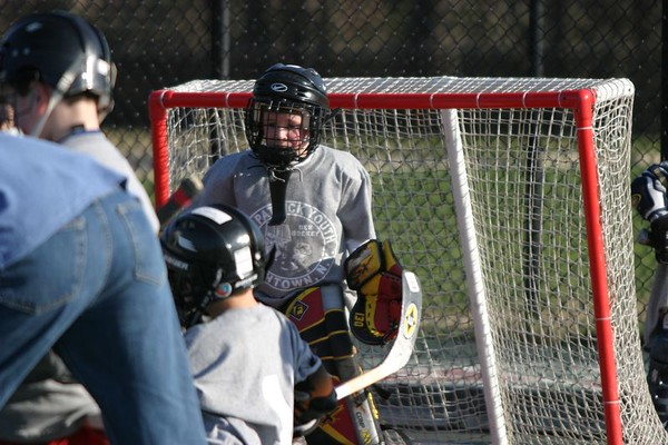2005 Connor's Dek Hockey Game 1