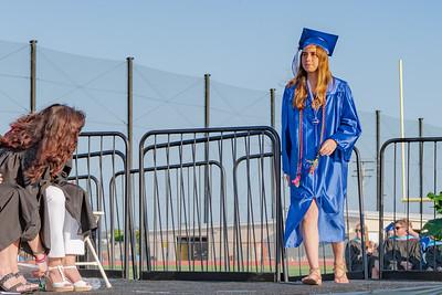 Summer Ejnes Long Beach HS Graduation 2019
