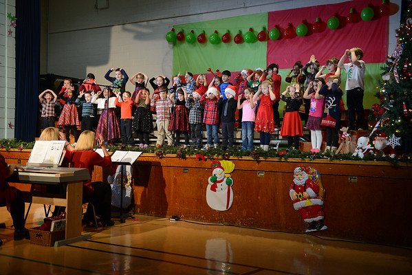 Bishop Abraham Christmas Concert