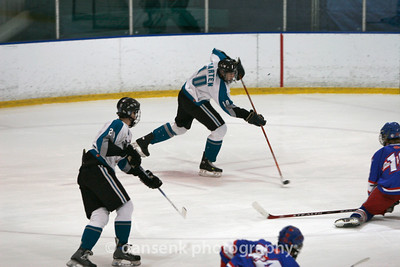 2008 Pacific District Playoffs, Jr Sharks vs Seattle Jr Admirals