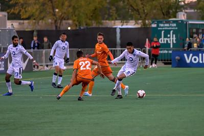 FC Edmonton vs Forge FC