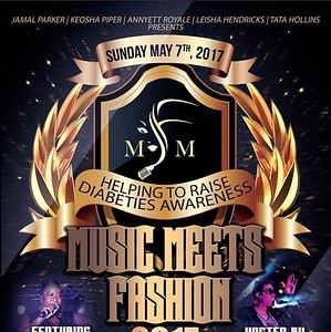 Music Meets Fashion May 2017
