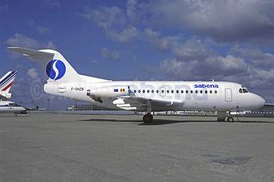 SABENA (Delta Air Transport-DAT)