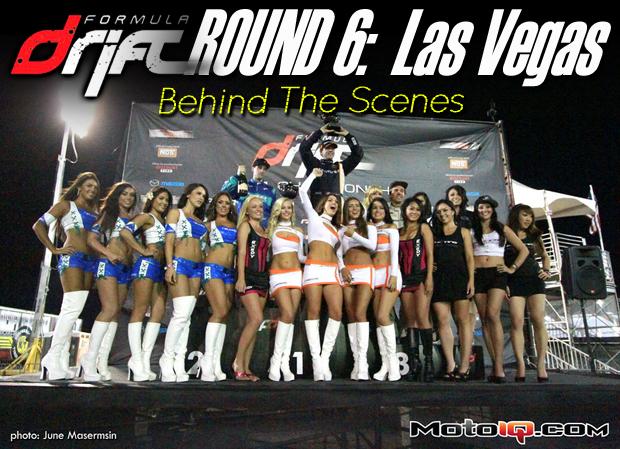 Formula D Behind the Scenes: Round Six Las Vegas