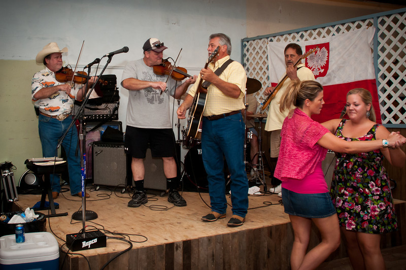 Polish Music Jam In Bremond Texas