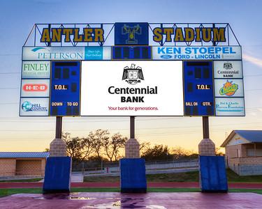 Scoreboard Sponsors