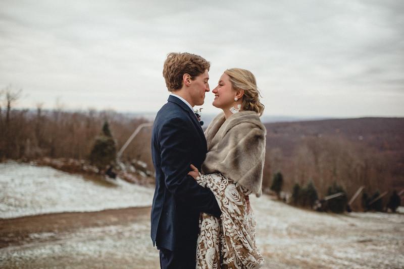 Requiem Images - Luxury Boho Winter Mountain Intimate Wedding - Seven Springs - Laurel Highlands - Blake Holly -1417.jpg