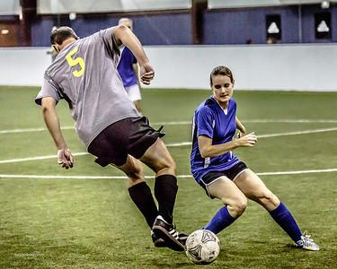 20130623 Warrior Indoor Soccer O30 Coed