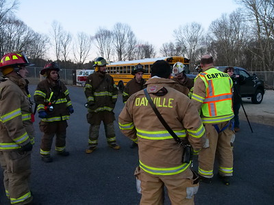 04/05 Hose Line Drill w Williamsville