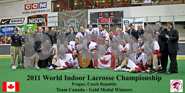Team Canada - Gold Medal Winners - Photo by Sarah Lukens/Coyote Magic Productions