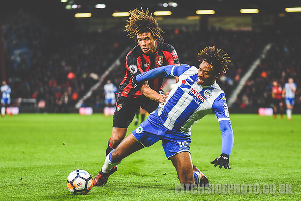 Bournemouth v Wigan Athletic