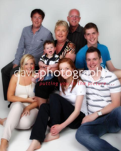 Slater Family Portraits