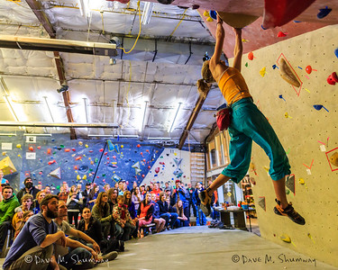 2016 Montana Bouldering Championships