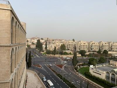 Jerusalem (plus anointing)