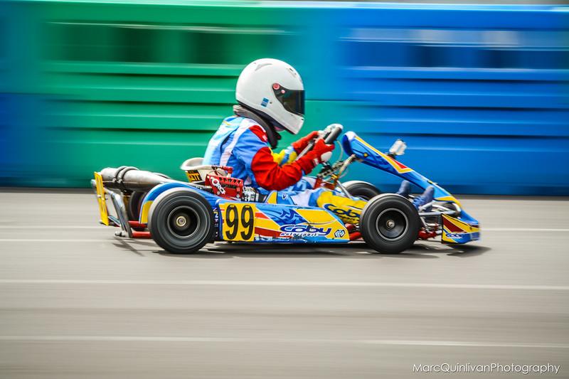 Motorsport Ireland - Round 5 2014 - Whiteriver - Alyx Coby