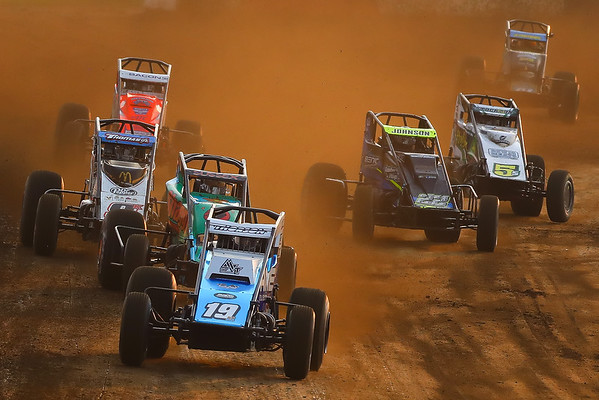 Indiana Sprint Week: Terre Haute Action Track