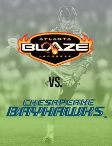 Blaze @ Bayhawks (7/21/16)