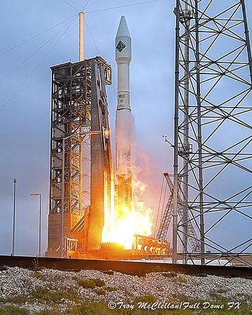 Orbital/ATK Cygnus Atlas V