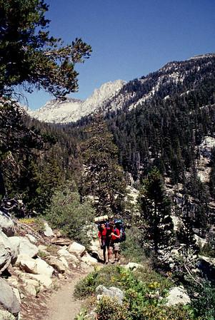 9/1994 - Edison Lake hike