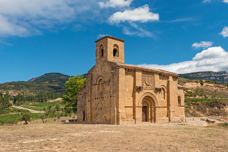 Basilica of Santa María de la Piscina