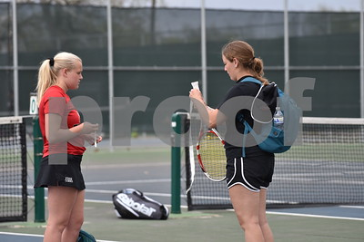 Ankeny Centennial @ Fort Dodge Girls Tennis 5/8/18
