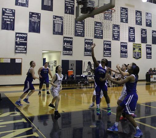 2015-16 LPS Basketball