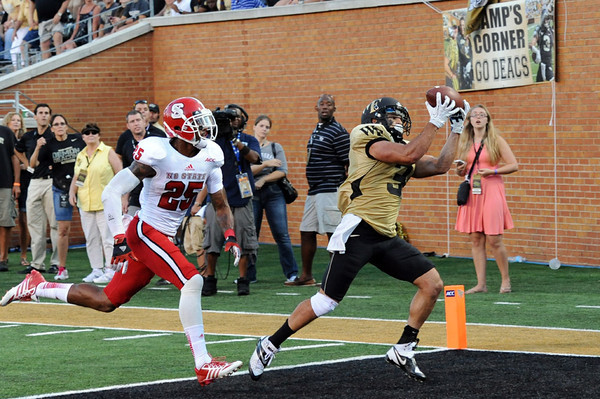 Wake Forest Football 2013