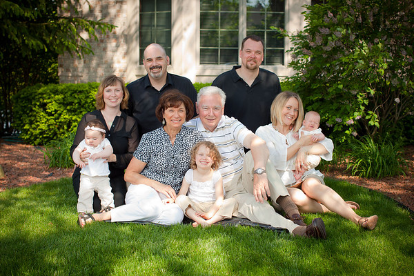 Chad & Annie Family Session