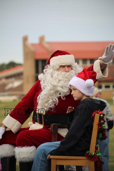 Prince George Christmas Parade 16-17