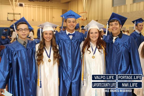 Boone Grove High School 2016