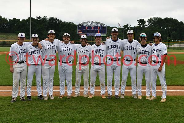 2021 Liberty Baseball - Davenport Central