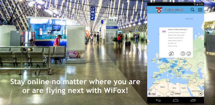 wifox app