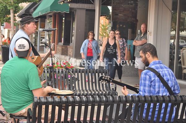07-28-18 NEWS Downtown Defiance Busker Fest