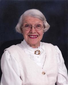 Mom Cline - 1-12-1917 to 1-1-2012