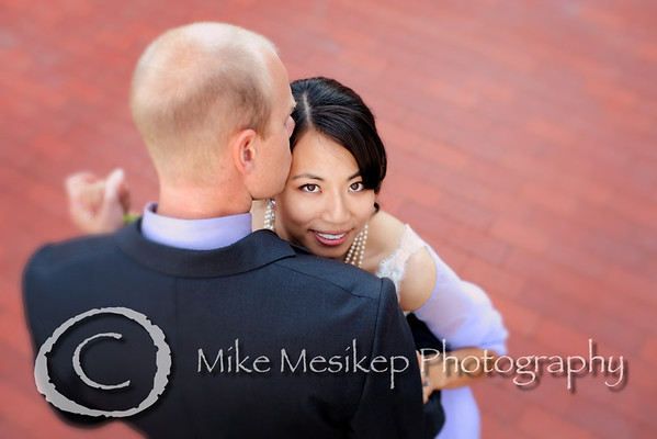 James & Tiffany - Wedding