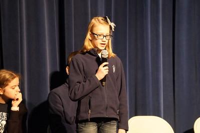 JH Spelling Bee 2017