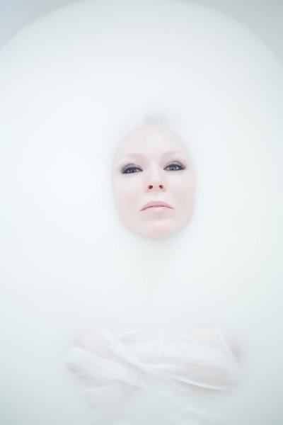Model: Tina Louise Hauser  | Milk Bath 2015