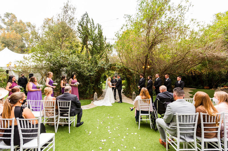 The Ceremony and Family Photos
