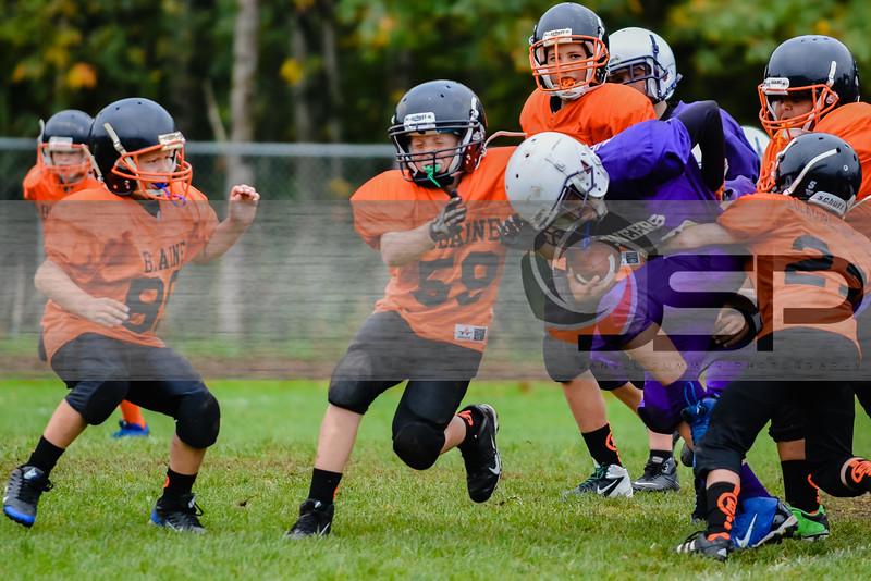 2014-9-27 Blaine Jr tackle vs Nooksack