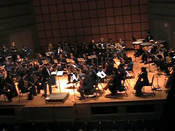 Star Spangled, Fanfare and Adagio