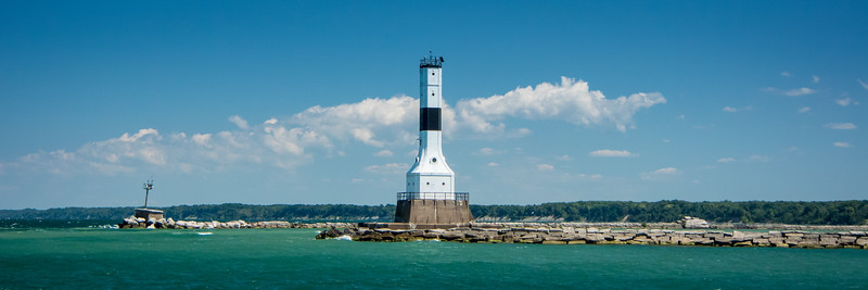 Conneaut Harbor Light