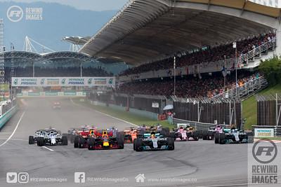 Formula One 2017: Malaysia