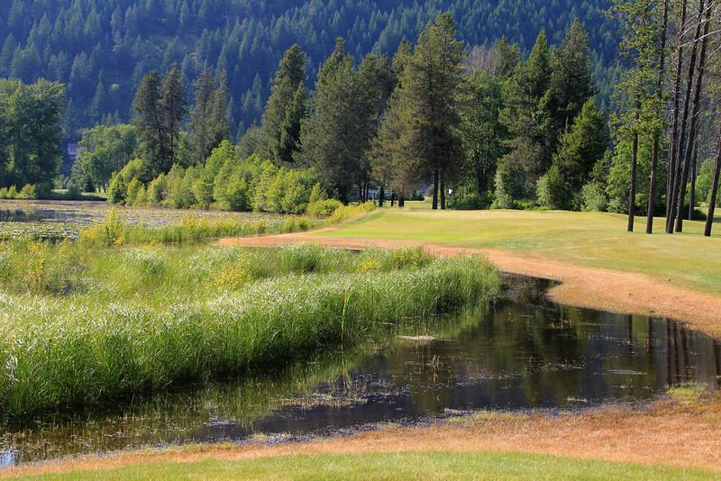 The Idaho Club, Sandpoint, ID - Hole #16