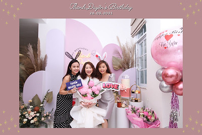 Event - Ms. Thanh Duyen's Birthday