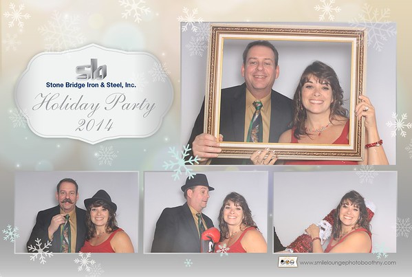 Stone Bridge Iron and Steel Holiday Party 2014