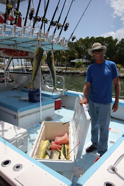Boy's Fishing Trip