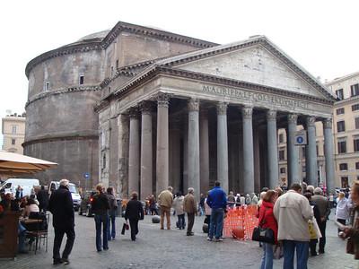Nov 17 - Pantheon