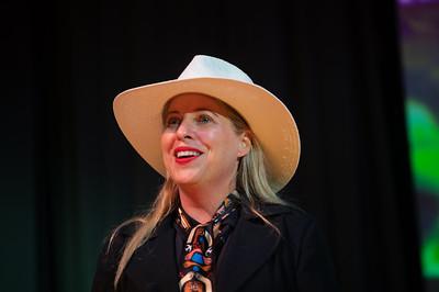 Polly Wheeler Guth '44 Leader in Residence
