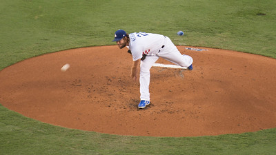 DODGERS/ASTROS - WORLD SERIES - GAME 1