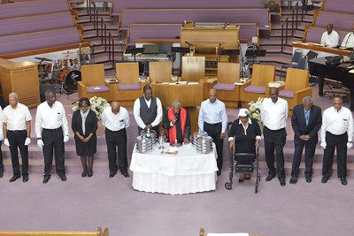 Special Communion Service and Luncheon 2019